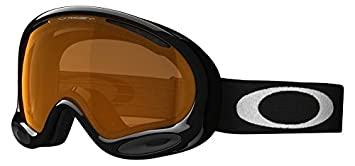 oakley mask  Oakley A-Frame 2.0 Ski/Snowboard Mask multi-coloured Jet Black ...