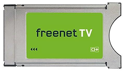 freenet TV DVB-T2 HD CI+ Modul mit 3 Monate Guthaben