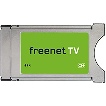 freenet TV DVB-T2 HD CI+ Modul mit 3 Monate Guthaben silber