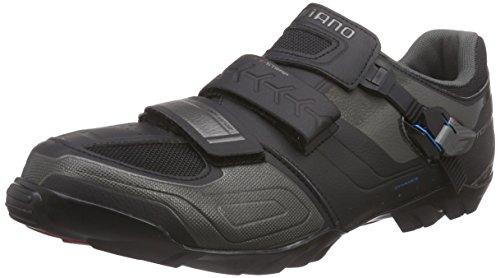 Shimano Erwachsene MTB Sport Schuhe SPD SH, Schwarz (Black), 51 EU