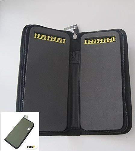 CommonBaits Rig Bag/Rig Wallet mit Pins