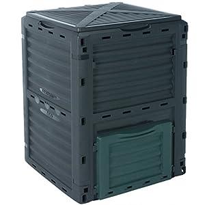 compostaje: Cubo Conversor para Compostaje Ecológico de 300 Litros 776861