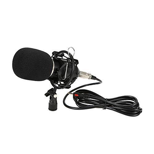 Studio Kostüm Qualität - Lxquxing Computerzubehör Kondensatormikrofon Professionelles Kondensatormikrofon-Kit Für Die Aufnahme Von Rundfunk Studio Elektronische Geräte