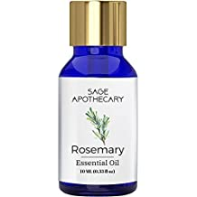Sage Apothecary Rosemary Essential Oil │100% Pure