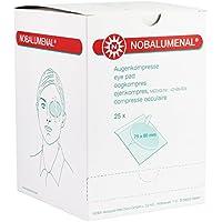 NOBALUMENAL 75 x 80 mm 25 Stk Augenkompresse preisvergleich bei billige-tabletten.eu
