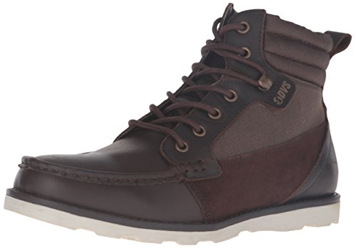 DVS APPAREL Bishop, Scarpe da Barca Uomo Marrone (Marron (200))