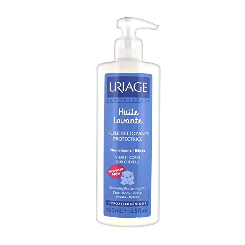 Uriage Huile Lavante Cleansing Protecting Oil 400ml
