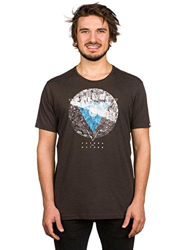 Element Central T-Shirt Black
