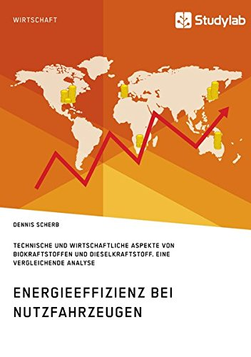 Energieeffizienz bei Nutzfahrzeugen. Technische und wirtschaftliche Aspekte von Biokraftstoffen und Dieselkraftstoff: Vergleichende Analyse