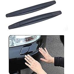 ICTRONIX Paire de Protections Flexibles pour Pare-Chocs Avant et arrière Protection Contre Les Rayures