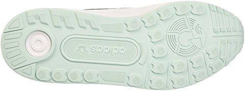 adidas ZX Flux ADV, Baskets Homme Gris (Vapste/Vapgrn/Ftwwht)