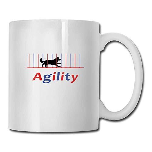 DHIHAS Strong Stability Durable Kaffeebecher Agility Slalom Tea Cup
