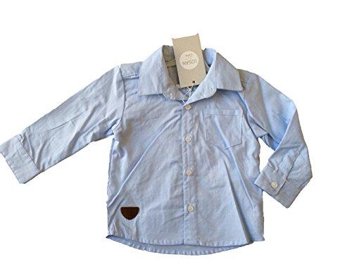 Losan - Camicia - Bebè maschietto blu chiaro