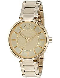 Armani Exchange Analog Silver Dial Women's Watch - AX5316