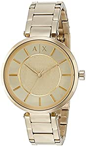 Armani Exchange Analog Silver Dial Women's Watch - AX5316