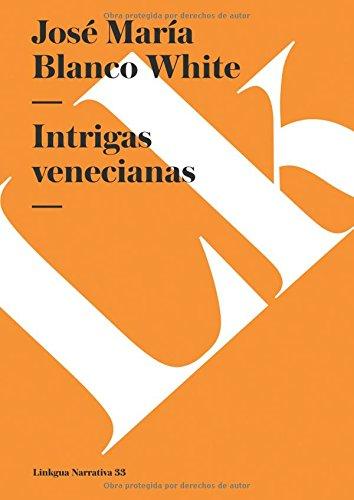 Intrigas Venecianas Cover Image