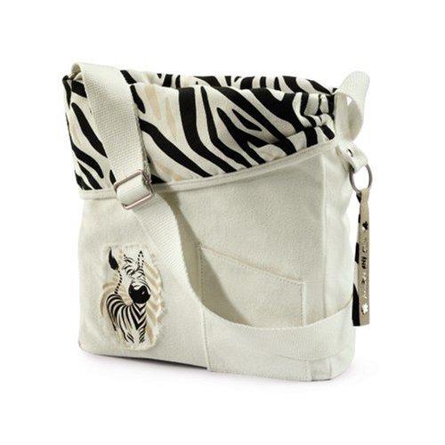 NICI Wild Friends Zebra, Umhängetasche, klein