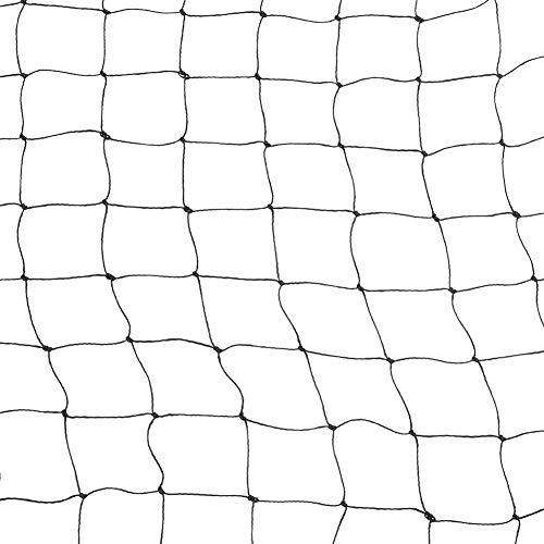 Jannyshop 4M Wide Bird Netting Katzen Huhn Geflügel Teich Mesh Kit Nylon Square Mesh Square Mesh Skimmer