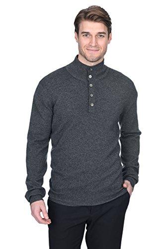 State fusio uomo di cachemire in lana di lana da uomo taschino collo classico moda classica polo colletto maglione maglione pullover articolo
