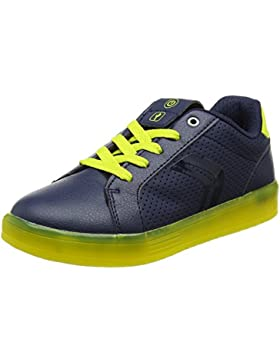 Geox J Kommodor B, Zapatillas para Niños
