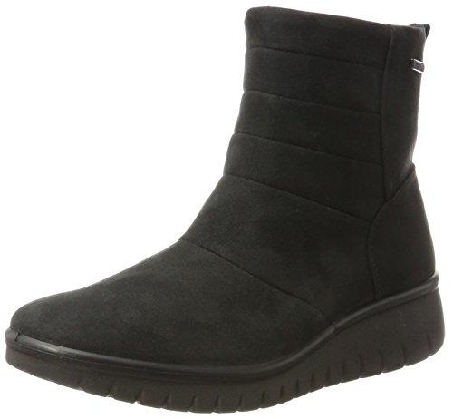 Romika Damen Varese N 11 Stiefel, Schwarz (Schwarz (100)), 39 EU (Varese Schuhe)