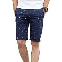 e90d6a5ac9 Men Pants Hombre Activo Adorable Sencillo Chic de Calle Tiro Bajo Microelástico  Chinos Shorts Pantalones