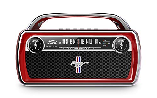 ION Audio Mustang Stereo - Retro Bluetooth