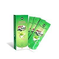 IMC Shri Tulsi Herbal Agarbatti (Pack of 10 Pouches) (10X30 Incense Sticks)
