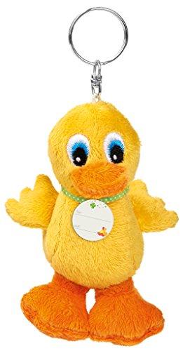 Moses 29164 Schlüssel-QuEntchen | Enten Schlüsselanhänger als Glücksbringer, Unisex-Kinder