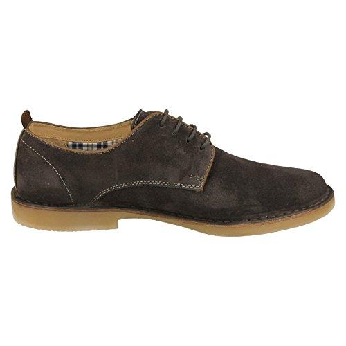 Padders , Chaussures de ville à lacets pour homme vierge Bleu Marine