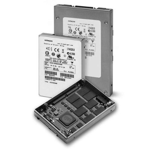 HGST Ultrastar 6,3cm 15mm 400GB SAS 6Gbit/s SLC Solid State Drive mit Best IOPS/Watt (hussl4040ass600) -