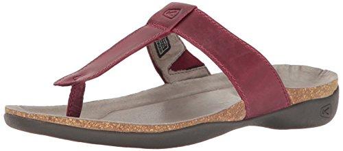 Keen Damen Sandale Dauntless Flip ANEMONE 40.5