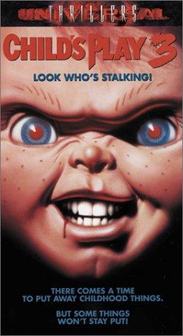 Preisvergleich Produktbild Child's Play 3: Look Who's Stalking [VHS]
