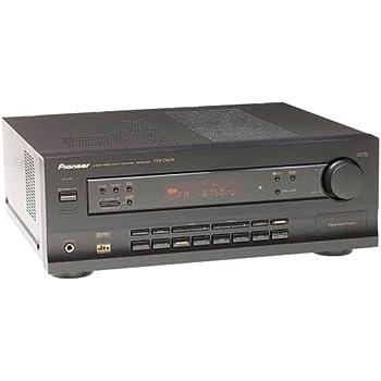 Pioneer VSX-409 AV-Receiver schwarz: Amazon.de: Audio & HiFi