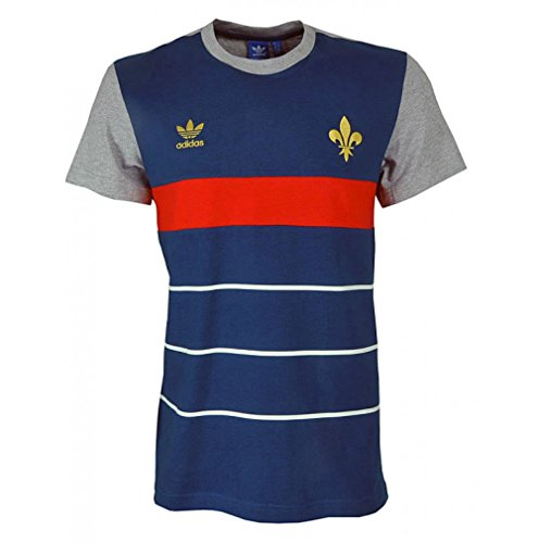 England Fußball-t-t-shirt (Adidas Originals Fußball T-Shirt Argentina Deutschland DFB England Frankreich Spanien S FRANCE / FFF)