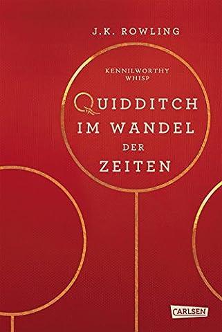 Hogwarts-Schulbücher: Quidditch im Wandel der