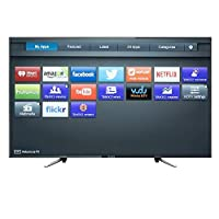 Telezone 65 Inches Smart Ultra HD 4K LED TV