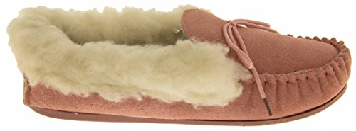 Footwear Studio - A collo basso donna Rosa (Pink - Wool Ankle Cuff)