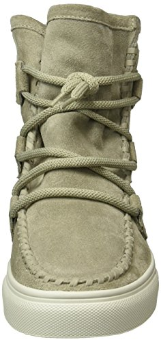 Kennel und Schmenger Schuhmanufaktur Basket, Sneaker Alte Donna Grigio (Grau (elefant Sohle weiss 659))
