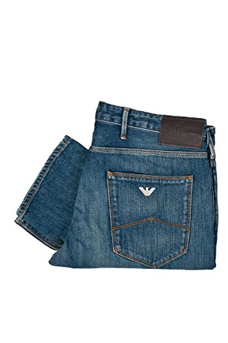 JEANS STRETCH UOMO Blue