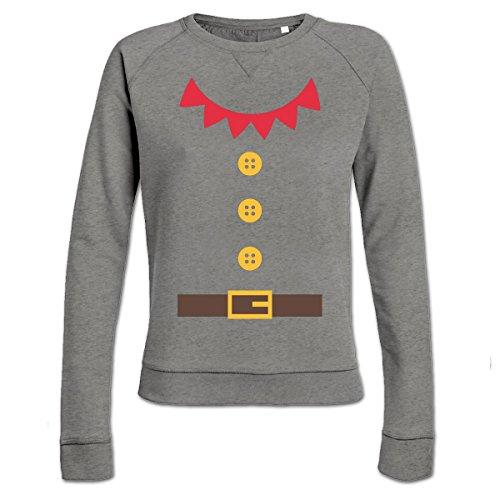 Santas Little Helper Costum Frauen Sweatshirt by Shirtcity