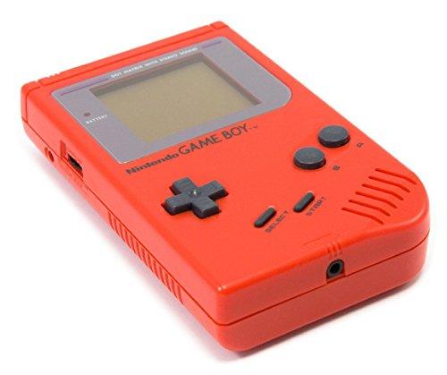 Nintendo GameBoy Classic Konsole rot (Red Zora)