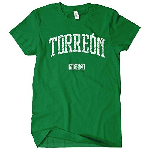 Smash Transit - T-shirt - Col Rond - Manches Courtes - Femme vert kelly