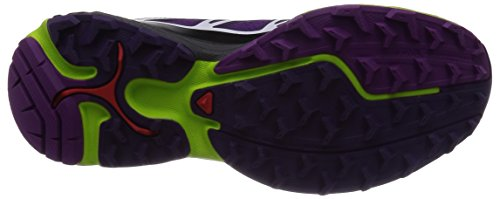 Salomon Wings Pro Women's Chaussure Course Trial - AW15 purple