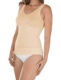 Damen Seamless Form-Top - In verschiedenen Farben - Größen 40-54 wählbar - Qualität von celodoro