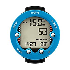 Suunto Sub Zoop Novo Air Decompression Monitor Blue