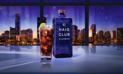Haig Club Clubman Single Grain Scotch Whisky, 70 cl