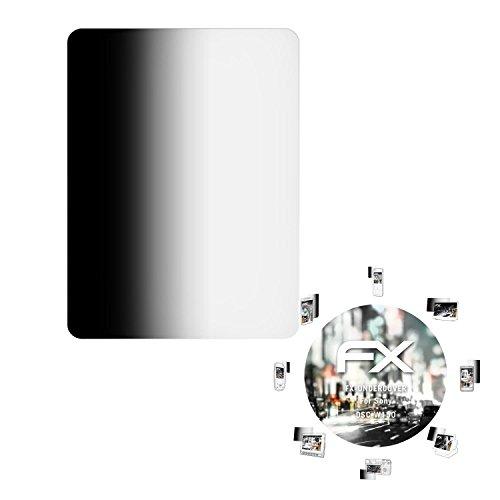 atFoliX Blickschutzfilter für Sony DSC-W150 Blickschutzfolie - FX-Undercover 4-Wege Sichtschutz - Sony Dsc-w150