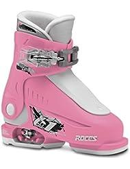 Roces Patins Idea Up 16–18,5enfants réglable pour chaussures de ski, Enfant, IDEA UP 16.0-18.5