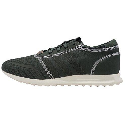 Adidas Zapatillas Los Angeles Verde Oscuro EU 40 2/3 (UK 7) yARtfioz9n